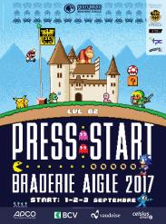 2017 - Press start